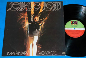 Jean-luc Ponty - Imaginary Voyage - Lp - 1977