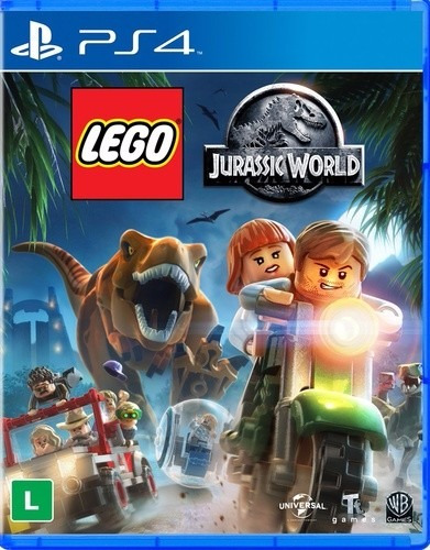 Lego Jurassic World Ps4 // Digital Primaria