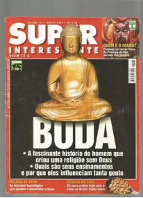 Revista Super Interessante Buda Ed.174 Março 2002