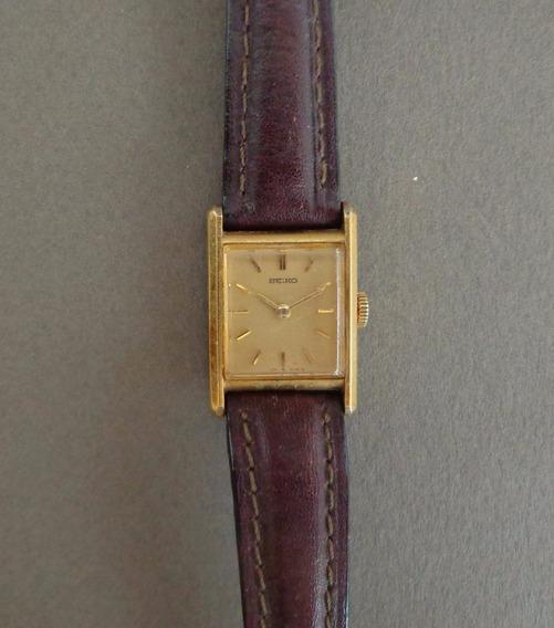 Seiko - Relógio Feminino (a Corda) - Anos 80