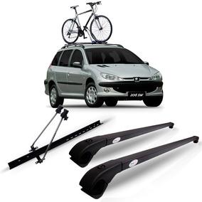 1f30a9094 Peugeot 206 Suporte Bicicleta - Acessórios para Veículos no Mercado ...