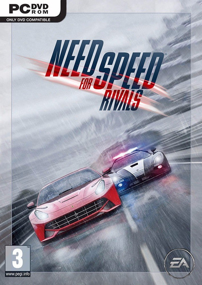 Need For Speed Rivals Pc Complete Edition Pt-br + 3 Brindes