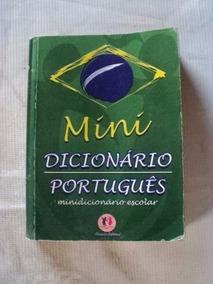 Livro - Mini Dicionario De Portugues