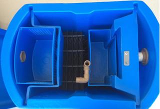 Caixa Separadora Água E Óleo 1500 Lts