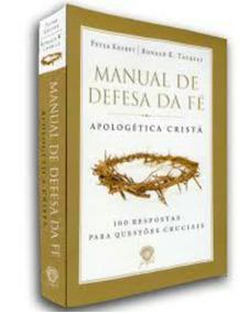 Livro Manual De Defesa Da Fé