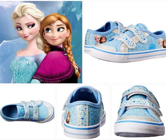 Zapatillas Frozen De Disney Usa Para Niñas