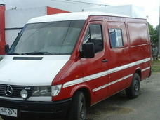 Mercedes Benz Sprinter 312 Motor Home