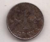 Finlandia Moneda De 1 Markka Año 1952