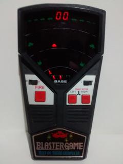Consola Vintage Retro Juego Blaster Game Colección Cambio