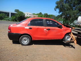 Sucata Toyota Etios Xs 96cv Para Venda De Peças Usadas