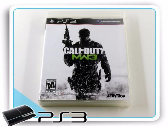 Ps3 Call Of Duty Modern Warfare 3 Original Playstation 3