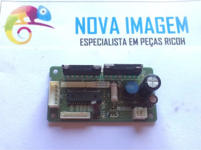 Ricoh B0655180 Placa Controladora Do Scanner Af 1060/2075