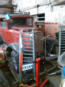 Ford A Con Papeles Deluxe Delivery 1931