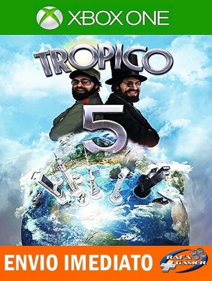 Tropico 5 - [* Jogos Xbox One Digital Online *]