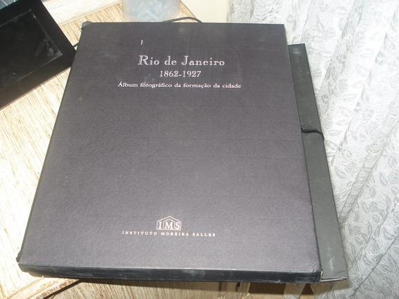 Album Fotografico Rio Janeiro - 1862a1927