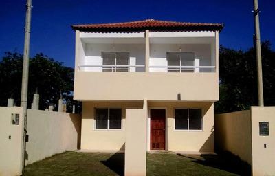 Casa Duplex No Pingo D