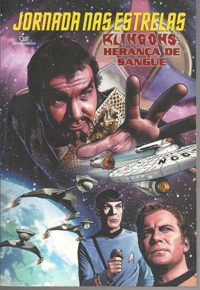 Star Trek Klingons Heranca De Sangue - Bonellihq Cx69 G19