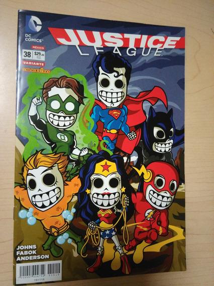 Comics De La Liga De La Justicia Y Batman