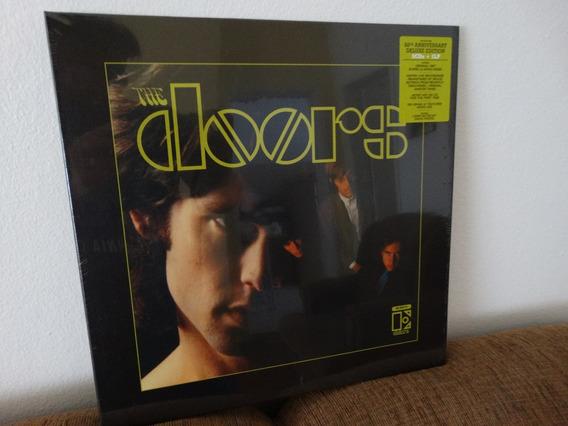 The Doors 50th Anniversary Super Deluxe Box Lacrado