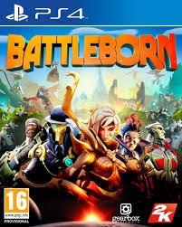 Battleborn - Ps4 - Mídia Física! Em Português! Lacrado!