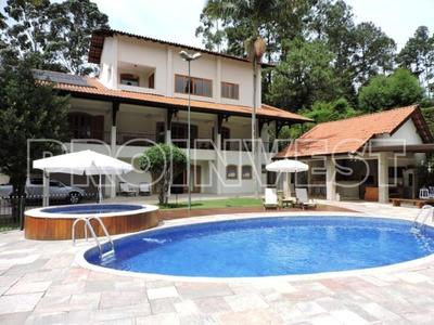 Casa Residencial À Venda, Fazendinha, Granja Viana, Carapicuíba - Ca8906. - Ca8906