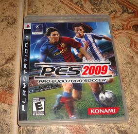 Pes 2009 Pro Evolution Soccer - Playstation 3