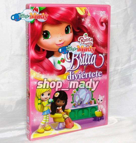 Rosita Fresita Brilla Y Diviertete Dvd