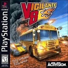 Patch Vigilante 8 Ps1/ps2 ( Pague 1 E Leve 5 )