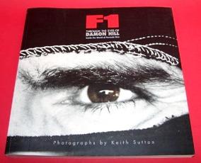 Livro F1 Through The Eyes Of Damon Hill - Formula 1