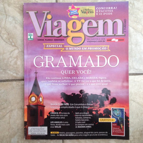 Revista Viagem E Turismo Jul2009 Gramado Bahia Croácia