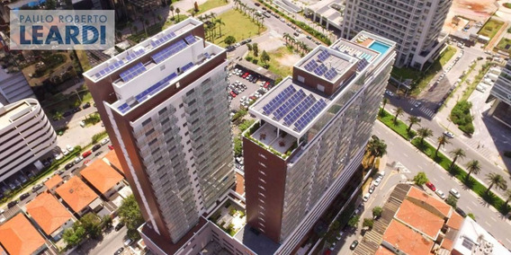 Apartamento Santo Amaro - São Paulo - Ref: 475575