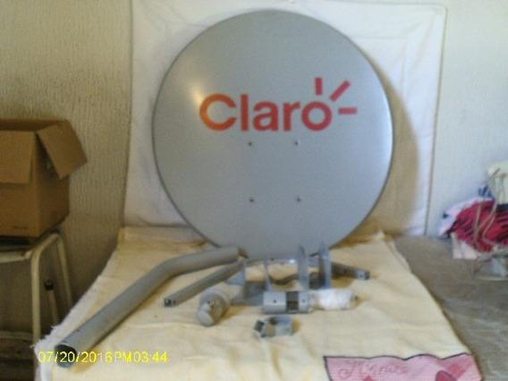 Antena 60cm Banda Ku Com Lnb Simples