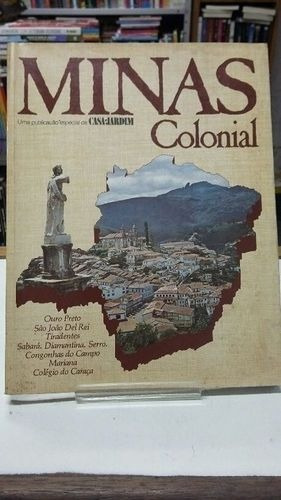 Revista Minas Colonial Casa Jardim