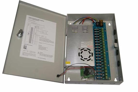 Brk 4012-350 Fonte De Alimentação Energia 12v 30 Amperes