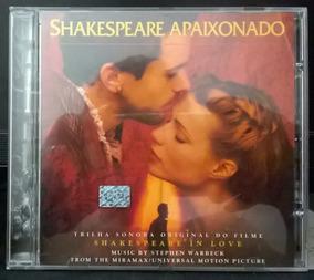Cd Shakespeare Apaixonado - Cd Nunca Usado