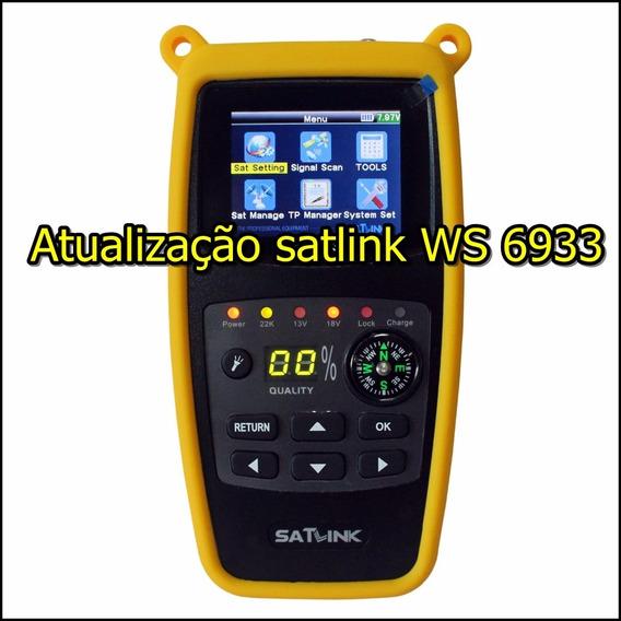 Atualização Satlink Ws 6933