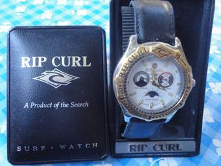 Reloj Surf Rip Curl Tidemaster Control De Mareas Excelente!!