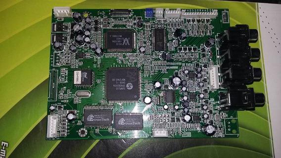 Placa Mpeg Dvd Gradiente D-201 E162264 Cx96-5.1ch Cod.02991