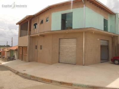 Casa Residencial Em Indaiatuba - Sp, Jardim Portal Do Sol - Ca01332
