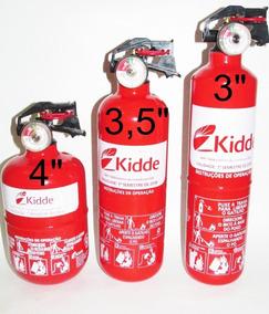 Extintor Abc Automotivo Resil Extang Kidde 2024*