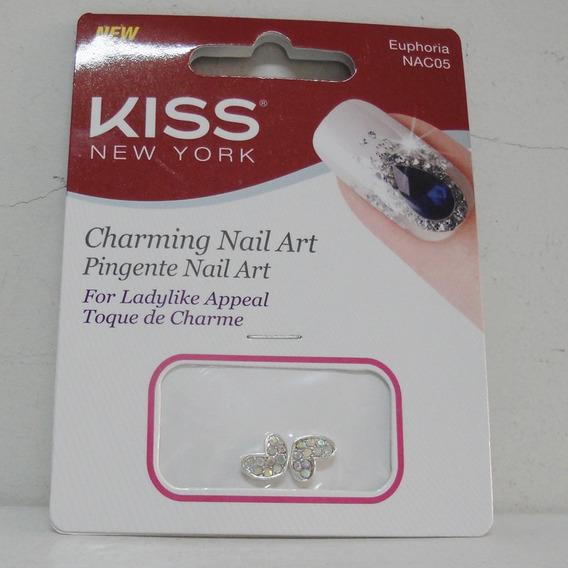 Kiss Ny Pingente Para Nail Art Nac05 - Euphoria