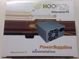 Caixa Lacrada C/10 Fontes Atx Hoopson Fnt-200w-h Real
