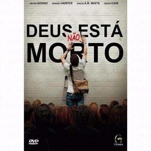 Dvd Deus Não Está Morto Graça Filmes Original