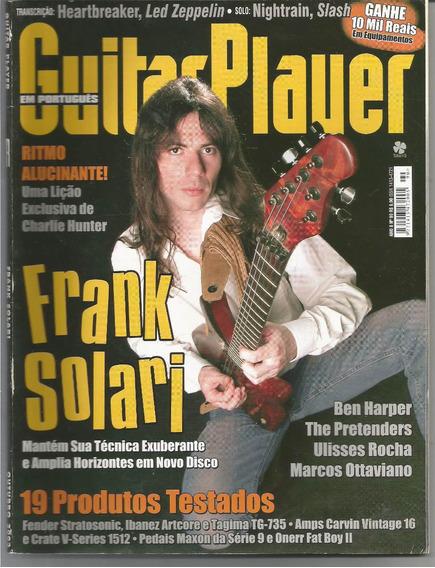 Revista Guitar Player Nº 90.