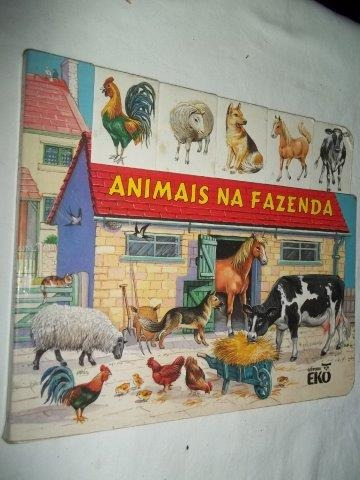 * Animais Na Fazenda - Infanto Juvenil