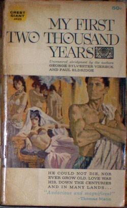 My First Two Thousand Years - Viereck / Eldridge