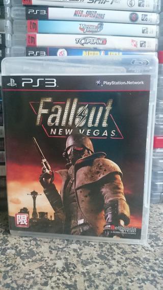 Fallout New Vegas Ps3 Midia Fisica-frete R$10