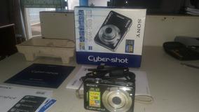 Câmera Fotográfica Digital Sony Dsc-w55
