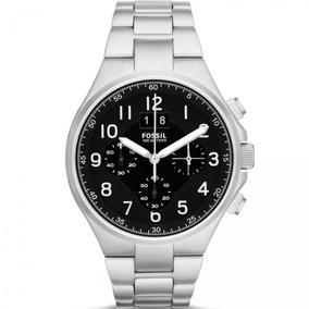 Relógio Masculino Fossil Ch2902/1pn Analógico Cronógrafo