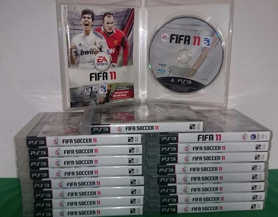Fifa Soccer 11 Ps3 Frete Já Incluso Via Carta Registrada